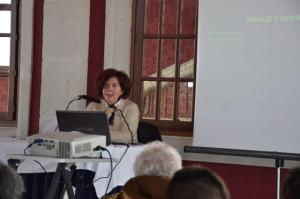 Il paesaggio in movimento, Cristina Palmese (Università Complutense di Madrid).