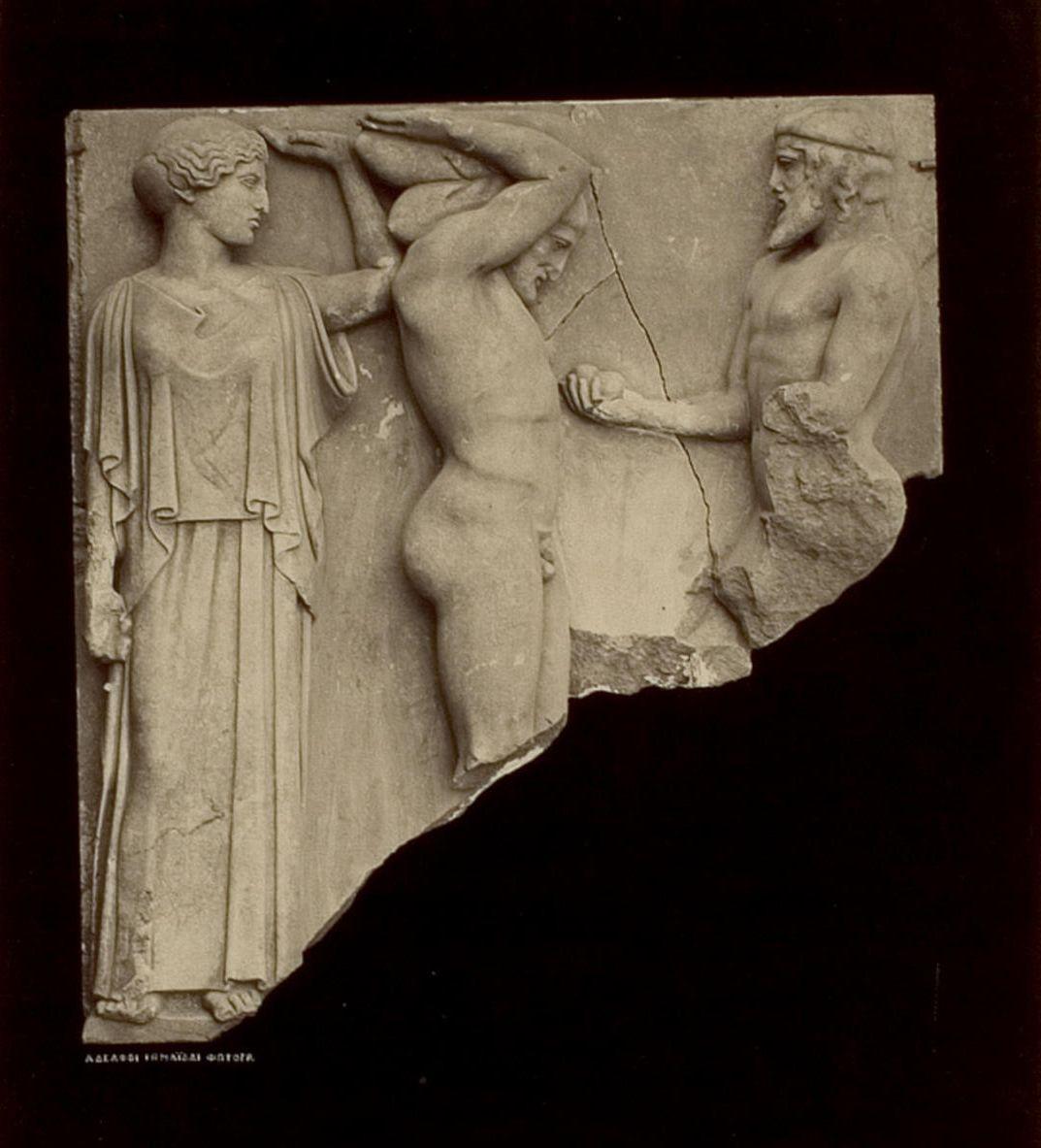 metope del fregio del tempio di Zeus a Olimpia1.