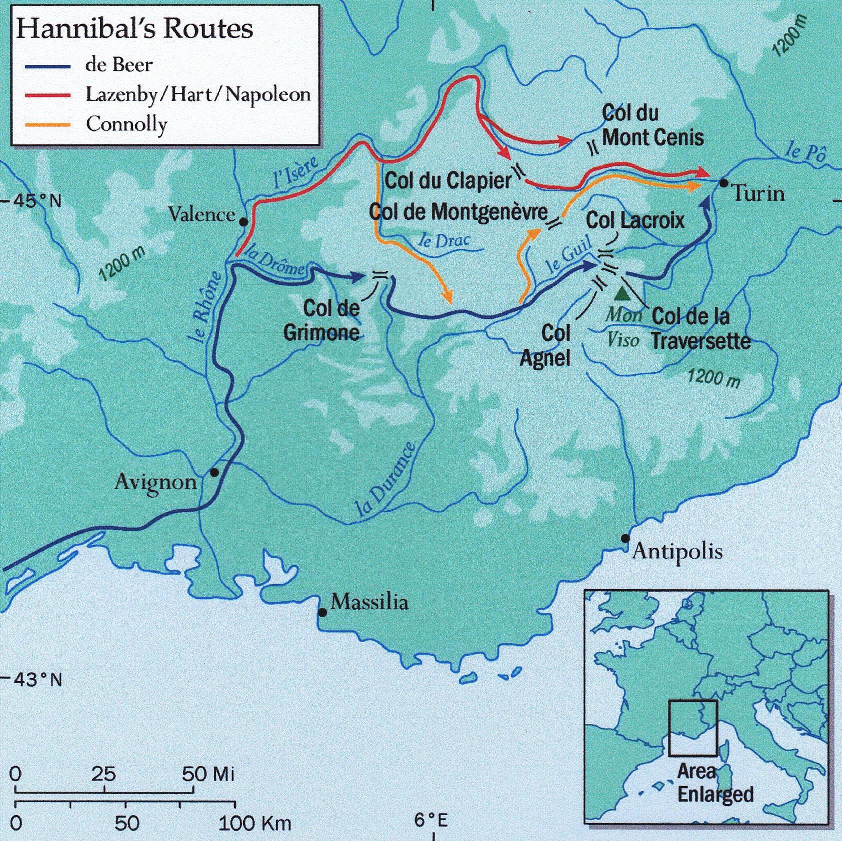 Allegato 3 - La Seconda, e più specificata, Mappa delle Tre Vie mahanyane (2008)