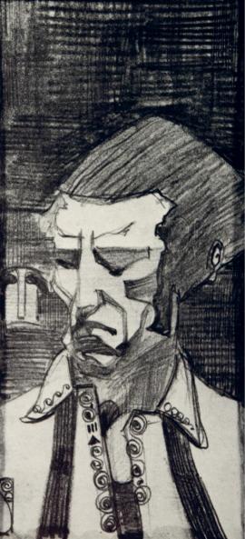 Figura-1-Autoritratto-Secessionista-1909