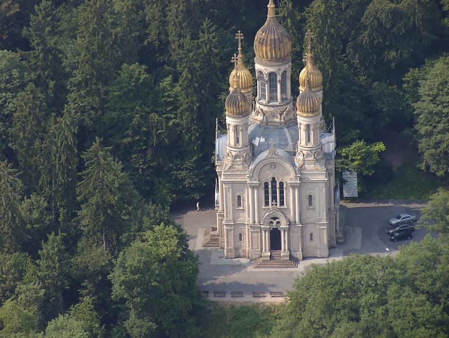 Russian Orthodox Church Wiesbaden