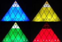 Pirámide de la Paz en Astana