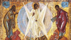 La Transfiguración. Teófanes el Griego