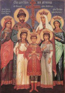 El Zar de Rusia Nicolás II y su familia canonizados por la Iglesia Ortodoxa Rusa