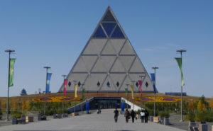 Palacio de la Paz y la Reconciliación (Piramide de Astana)