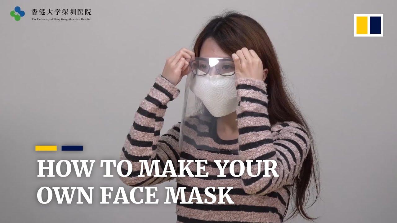 occhiali a maschera virus
