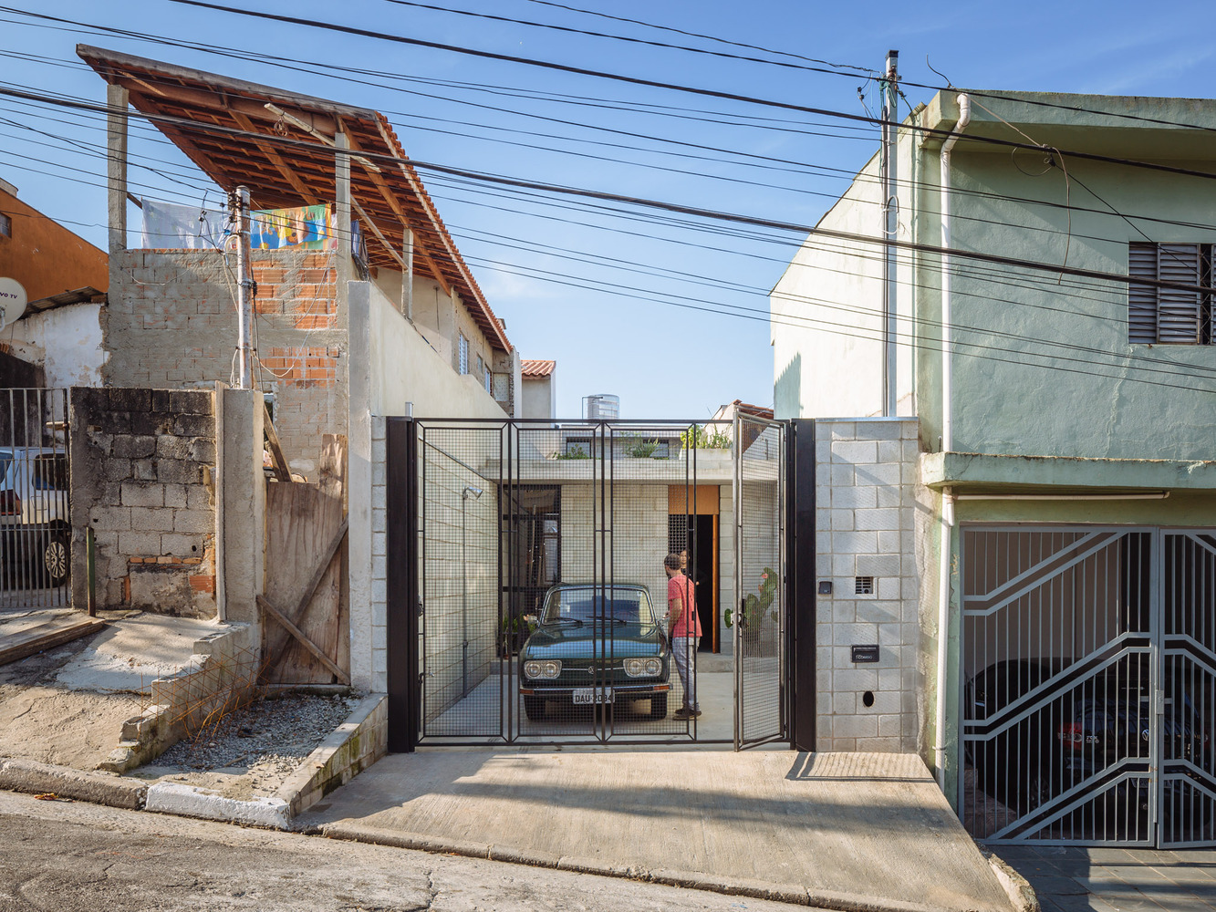 san paolo brasile casa essenziale frontiere