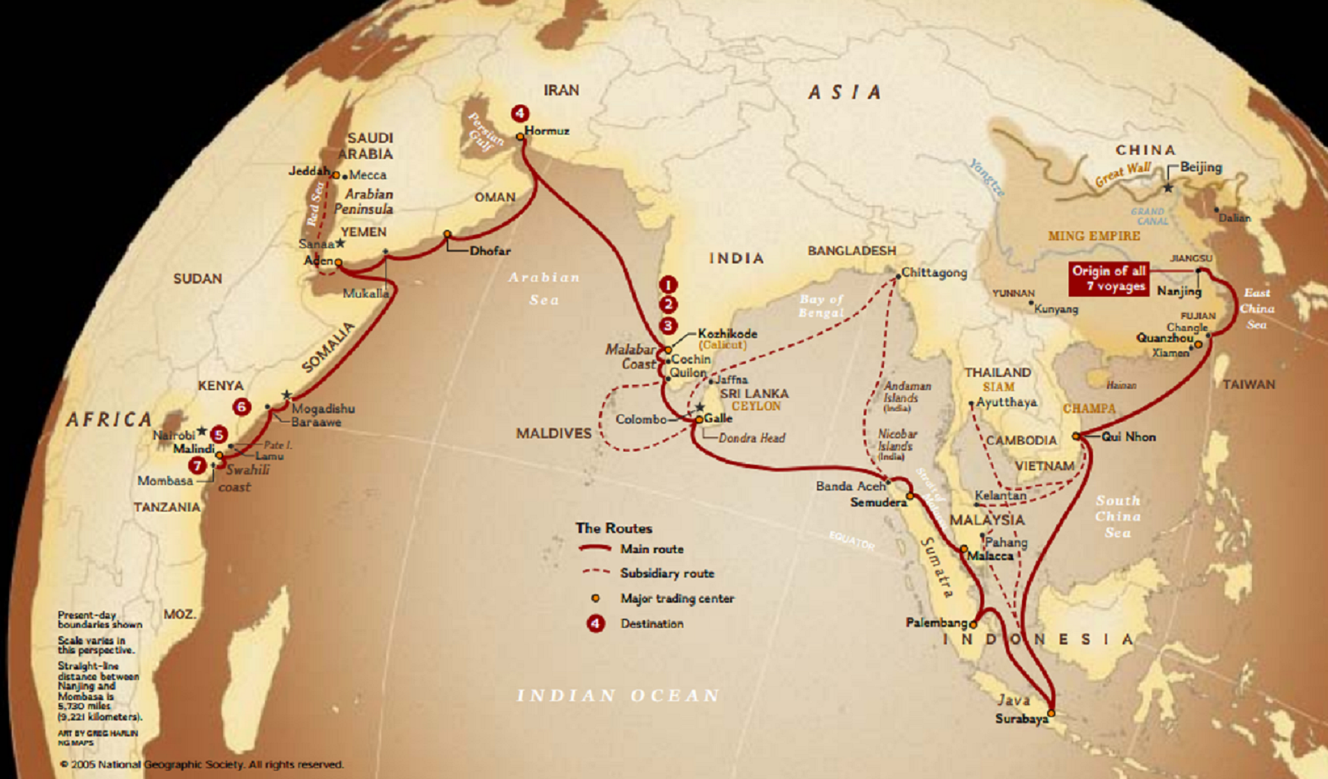 THE 21ST CENTURY MARITIME SILK ROAD #Report - FRONTIERE